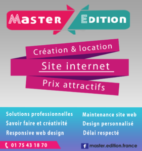 conception site web bordeaux master edition
